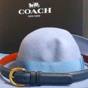COACH woman's belt